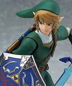 Link Twilight Princess ver. DX Edition Figma