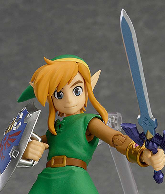 Link A Link Between Worlds Ver. Figma
