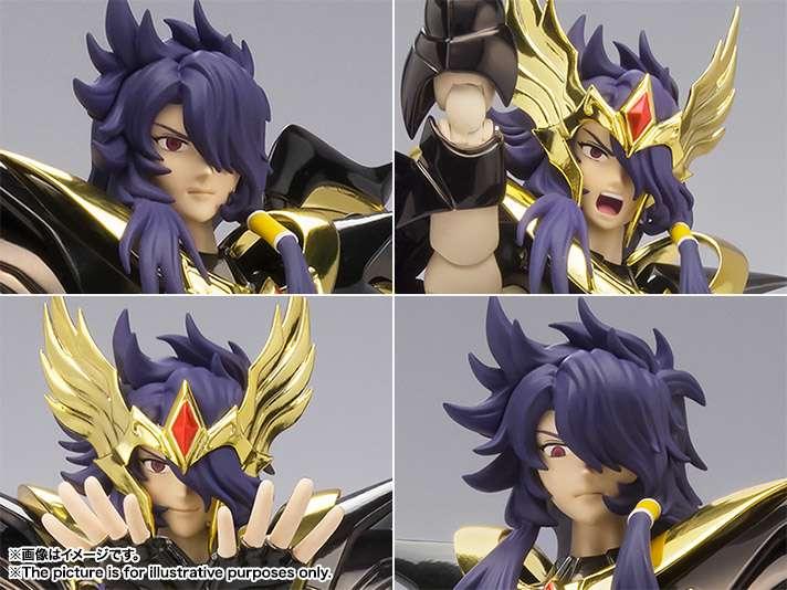 Loki Cloth Myth EX Soul of Gold