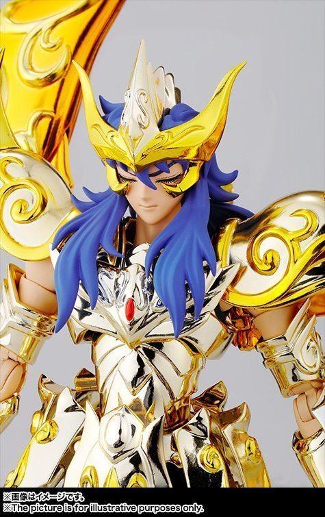 Milo de Escorpião Soul of Gold Cloth Myth Ex