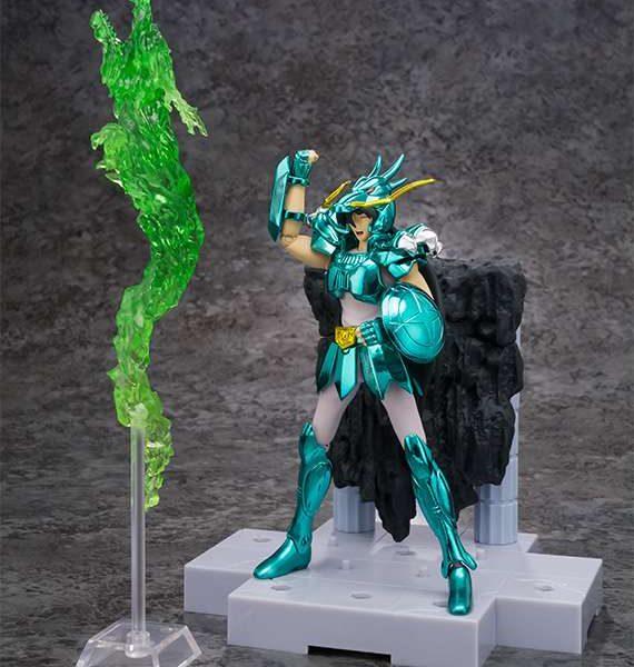 Shiryu de Dragão DD Panoramation Bandai