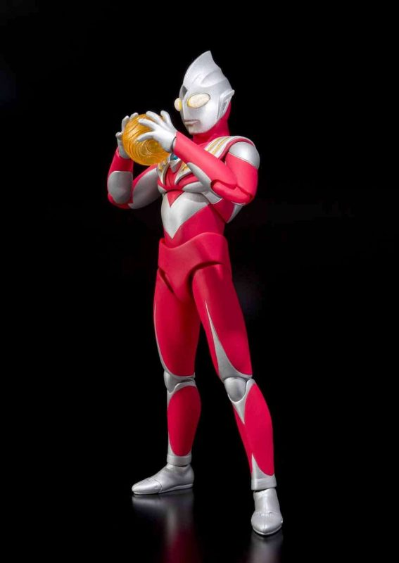 Ultraman Tiga Power Type Ultra-Act Bandai