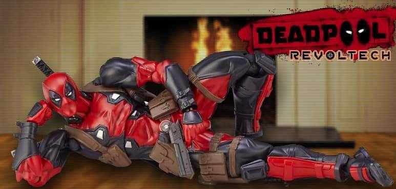 Deadpool Revoltech