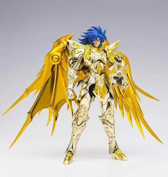 Saga de Gêmeos Soul of Gold Cloth Myth EX