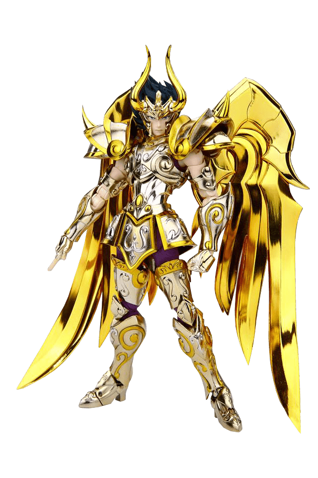 Shura de Capricórnio Soul of Gold Cloth Myth Ex