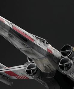 X-Wing Starfighter Moving Edition Model Kit Bandai