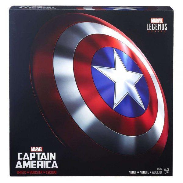 Escudo Capitão América Marvel Legends Hasbro