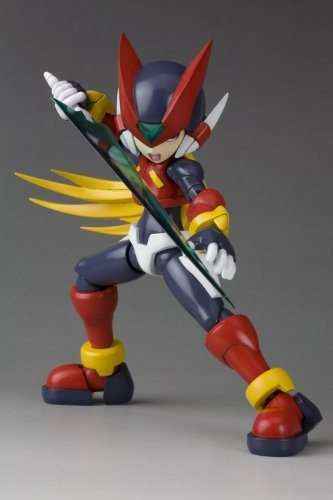 Mega Man Zero Model Kit Kotobukiya