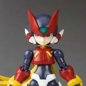 Mega Man Zero Model Kit Kotobukiya