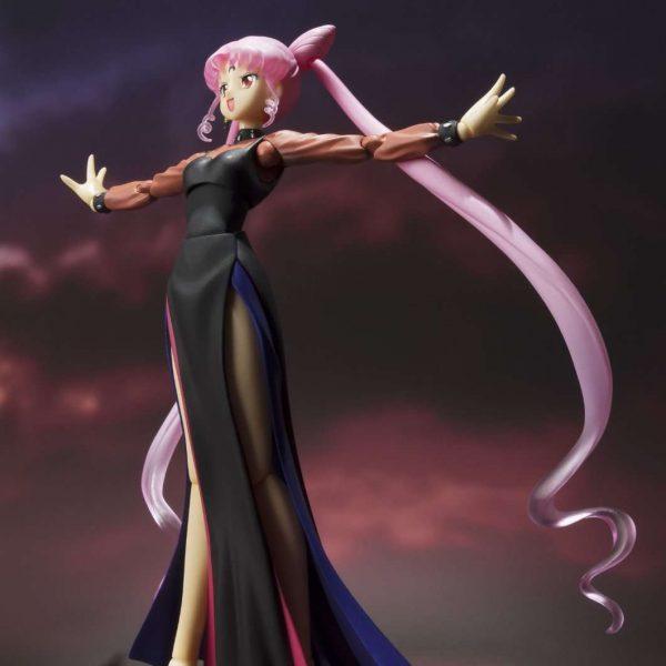 Black Lady Sailor Moon S.H.Figuarts Bandai