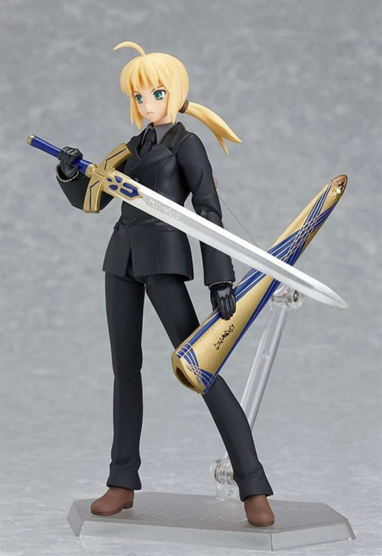 Saber Zero Ver Fate Stay Night Figma