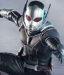 Ant-Man Civil War Art Scale Iron Studios