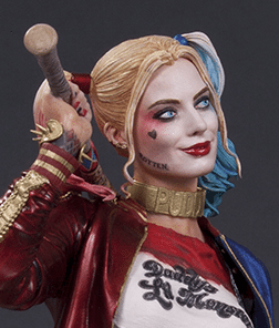 Harley Quinn Statue Suicide Squad DC Collectibles