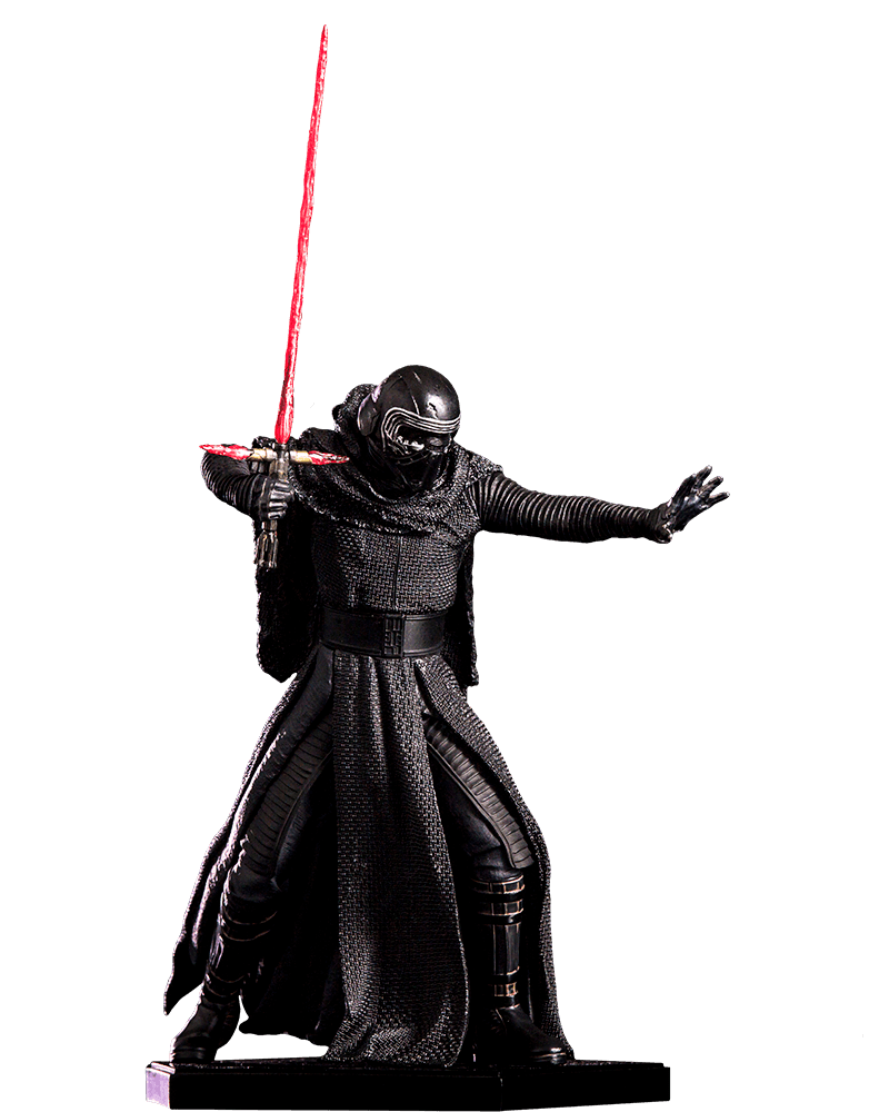 Kylo Ren Art Scale Iron Studios