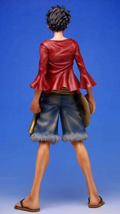 Monkey D Luffy Revival Master Star Piece Banpresto