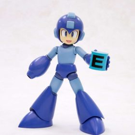 Mega Man Model Kit Kotobukiya
