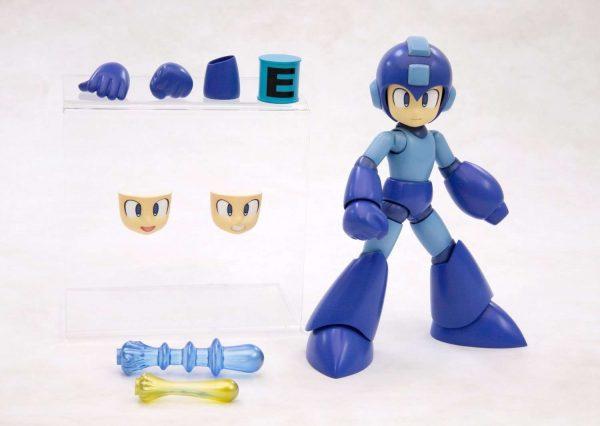 Mega Man Model Kit Kotobukiya