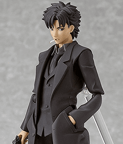 Emiya Kiritsugu Fate Stay Night Figma Good Smile