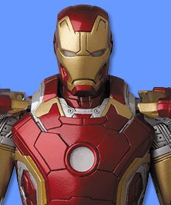 Iron Man Mark 43 Mafex Medicom