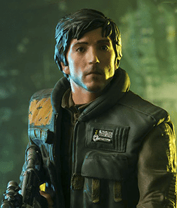 Cassian Andor Rogue One Art Scale Iron Studios