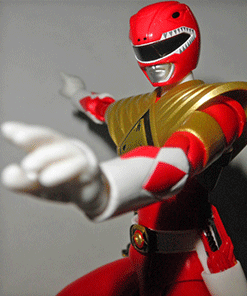 Armed Tyrannoranger S. H. Figuarts Bandai