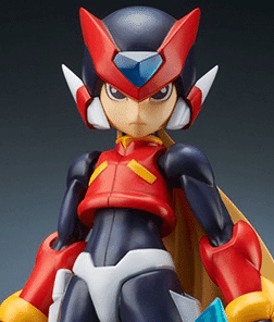 Rockman Zero X Plus Gigantic Series Capcom