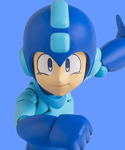 Mega Man 4 Inch Nel