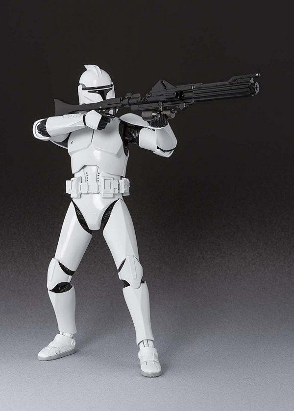 Clone Trooper Phase1 Star Wars S.H. Figuarts Bandai