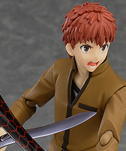 Shirou Emiya Fate Stay Night Figma