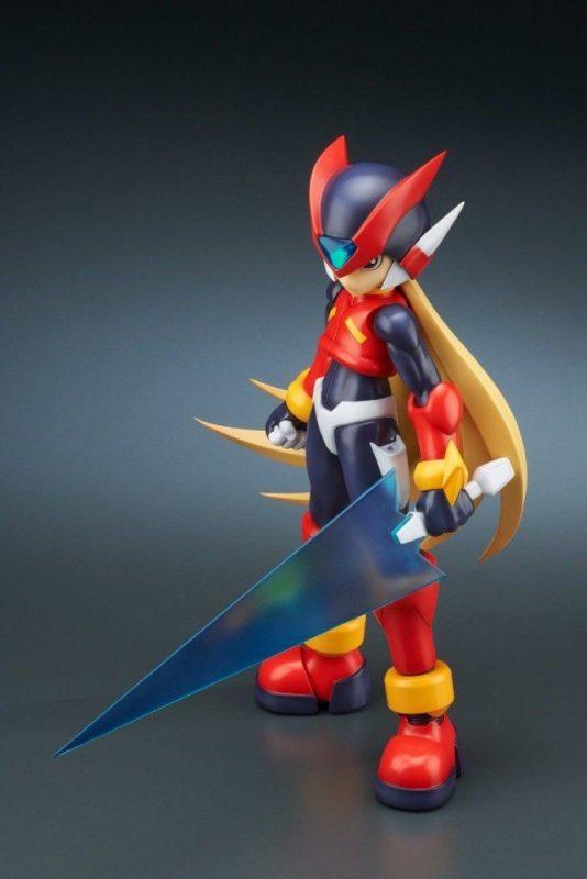 Rockman Zero X Plus Gigantic Series Capcom