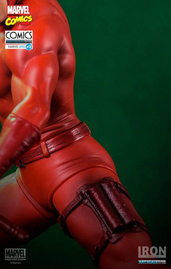 Daredevil Marvel Comics Art Scale Iron Studios