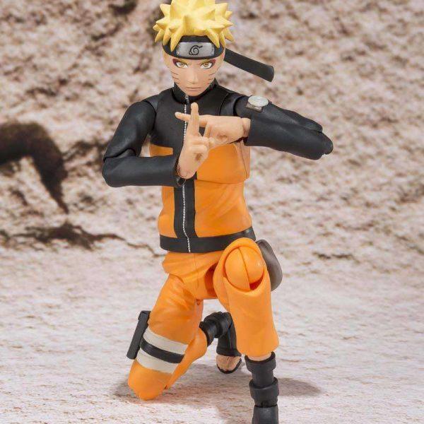 Naruto Sennin Mode S.H.Figuarts Bandai