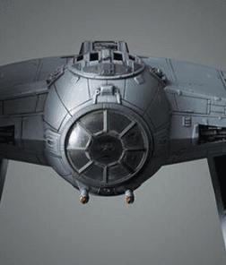 Tie Advanced x 1 Model Kit Bandai