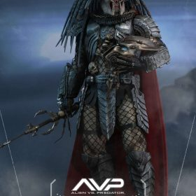 Elder Predator Alien vs Predator Hot Toys