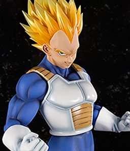 Vegeta Super Saiyan Figuarts Zero EX Bandai