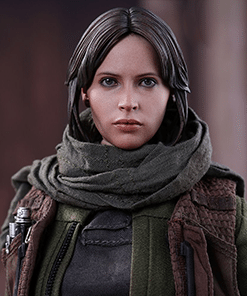 Jyn Erso Rogue One Hot Toys