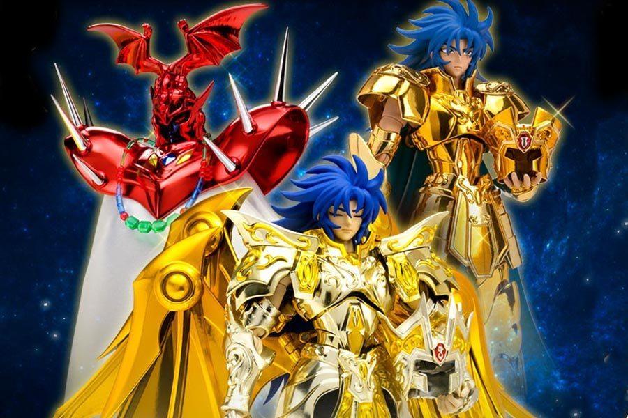 Premium Set Saga Saga Cloth Myth EX Bandai