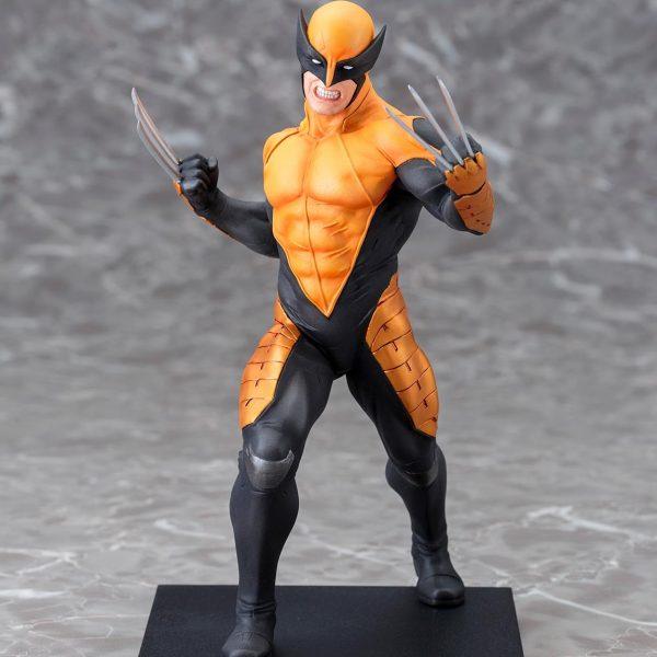 Wolverine Marvel Now ArtFX Statue Kotobukiya