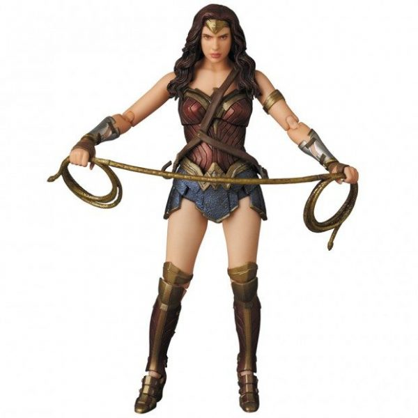Wonder Woman Dawn of Justice Mafex Medicom