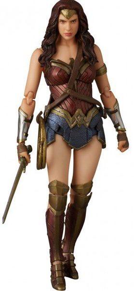 Wonder Woman Dawn of Justice Mafex Medicom