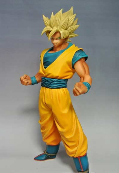 Son Goku Super Saiyan Master Star Piece Banpresto