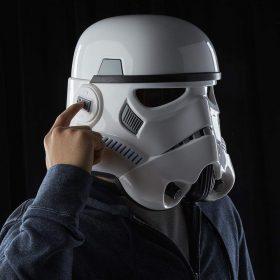 Capacete Stormtrooper Black Series Hasbro