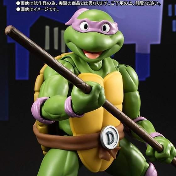 Donatello SH Figuarts