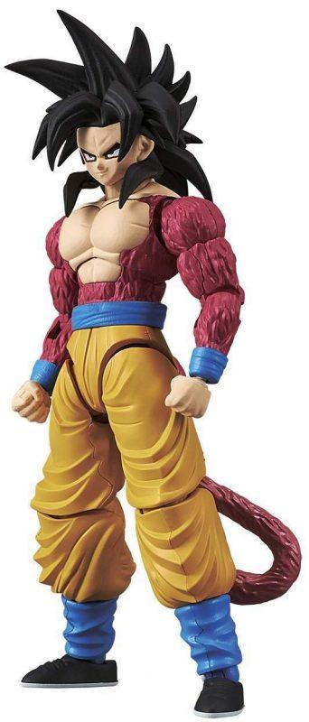 Son Goku Super Saiyan 4 Figure Rise Standard Bandai