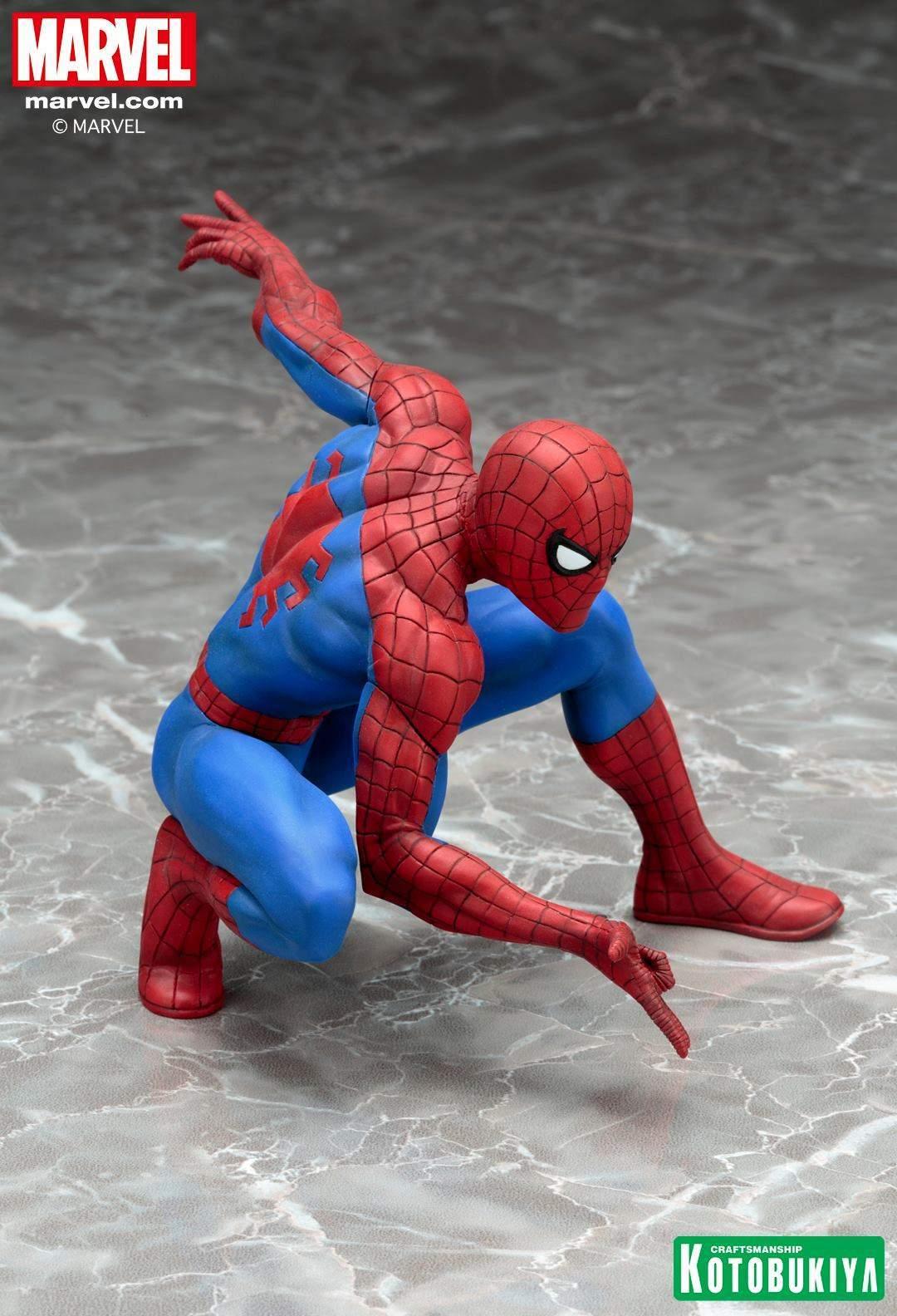 Spider-Man Marvel Now ArtFx+Statue Kotobukiya