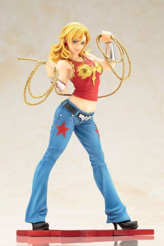 Wonder Girl Bishoujo Statue Kotobukiya
