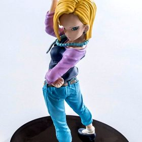 Android 18 Scultures Big Banpresto