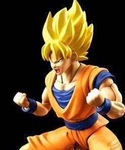 Son Goku Super Saiyan Figure Rise Standard Bandai