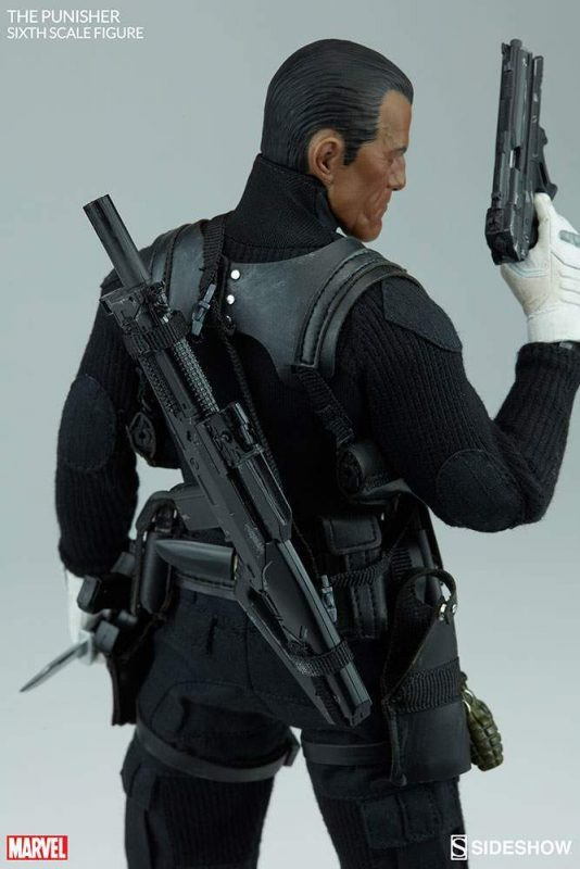 The Punisher Sixth Scale – Sideshow