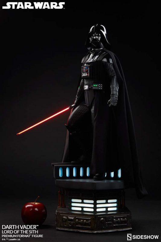 Darth Vader Premium Format - Sideshow